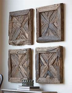 Versatile rustic decor pieces for your home