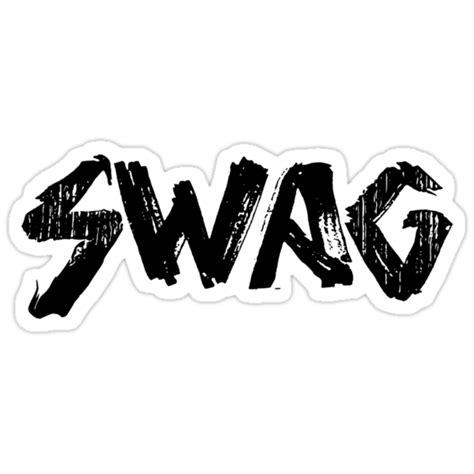 swag stickers  madkristin redbubble