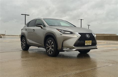 lexus nx  review autonation drive automotive blog
