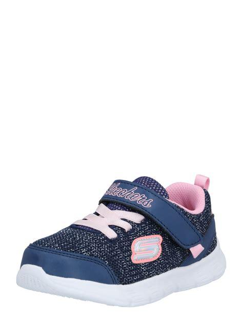 SKECHERS Brīvā laika apavi kamuflāžas / gaiši rozā / bēšs ...