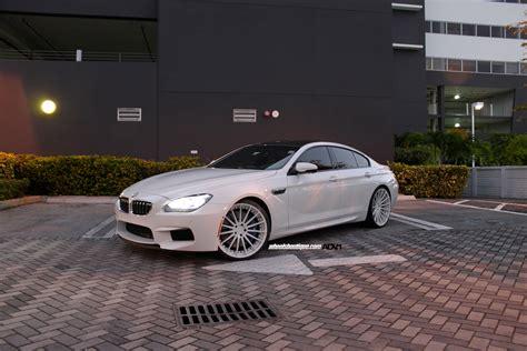 Bmw M6 Gran Coupe White Image 146
