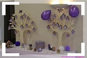 Decoration Pour Bapteme Fille : d corer blog fr decoration pour bapteme ~ Mglfilm.com Idées de Décoration
