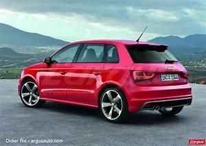 Forum Audi A1 : audi a1 la version sportback pour 2012 actus auto auto evasion forum auto ~ Gottalentnigeria.com Avis de Voitures