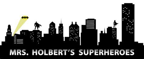 Mrs. Holbert's Superheroes