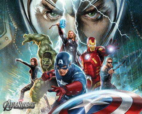 The Avengers Kickass Wallpapers