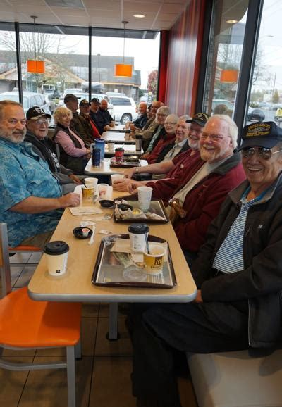 Welcome to reddit's coffee community. Community demonstrated with senior coffee groups | Life | thereflector.com