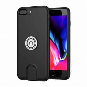 Iphone 8 Plus Wireless Charging : baseus wireless charger case with magnetic charging car ~ Jslefanu.com Haus und Dekorationen