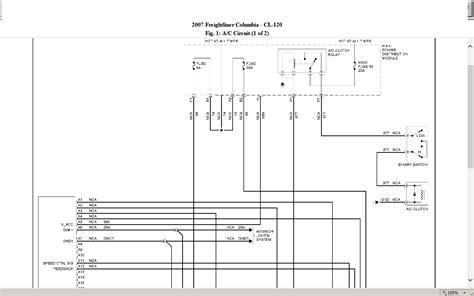 Freightliner Cascadium Wiring Diagram by A 2006 Freightliner Cascadia Need Wiring Diagram