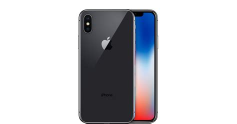 iphone x 256gb space grey apple uk
