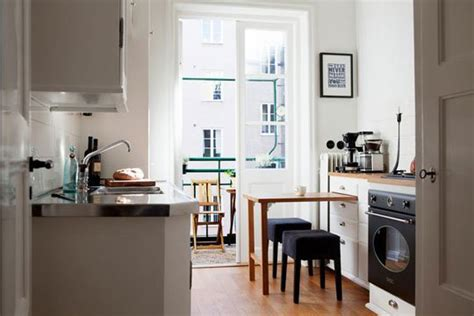 small kitchen and dining room design 8 smart solutions if you don t a dining room 9320