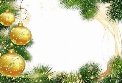 Transparent Frame Navidad Noel Marcos Gratis Cadre