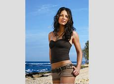 nice and famous Evangeline Lilly