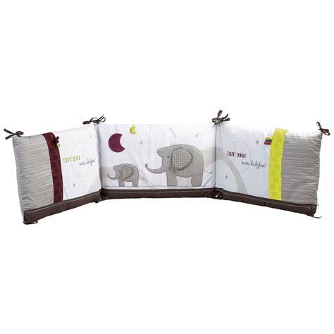 tour de chambre india tour de lit de sauthon baby déco tours de lit aubert