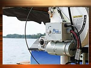 Dc Boat Lift Motor With Key And Pendant Operation