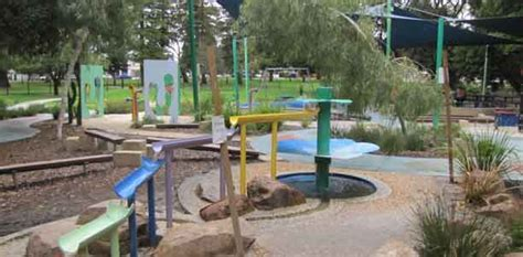 Mueller Park Playspace: fun things to do with kids in Perth