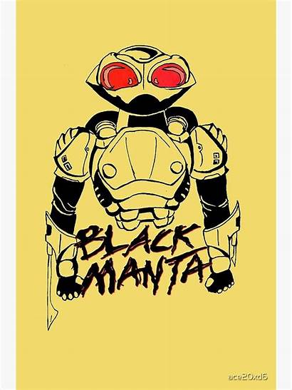 Manta Poster Redbubble Features