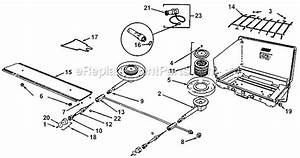 Coleman 5400a700 Parts List And Diagram
