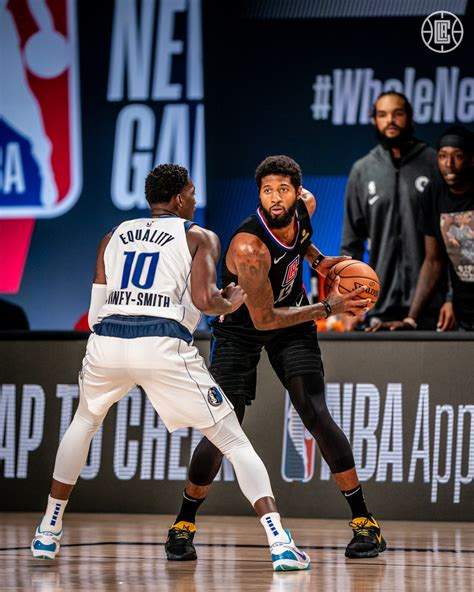 They can watch and listen to the commentaries. Clippers vs Mavericks Game Two Preview • 213hoops.com
