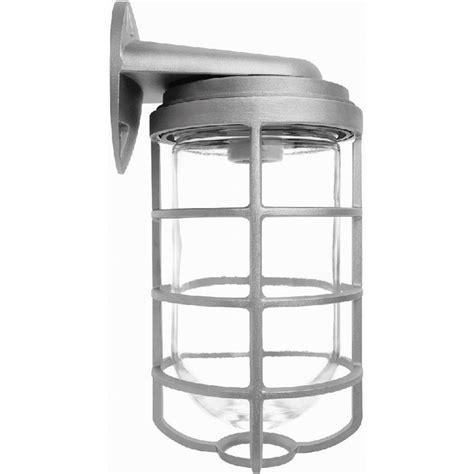 rab vbr200dg 1 light wall with bracket mount 200 series