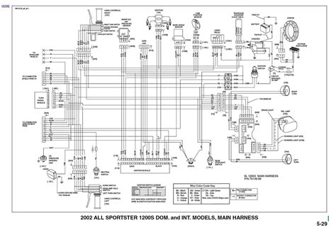 factory  sporty wiring diagram biltwell  flickr