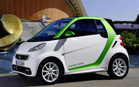 Driven Smart Fortwo Electric Telegraph