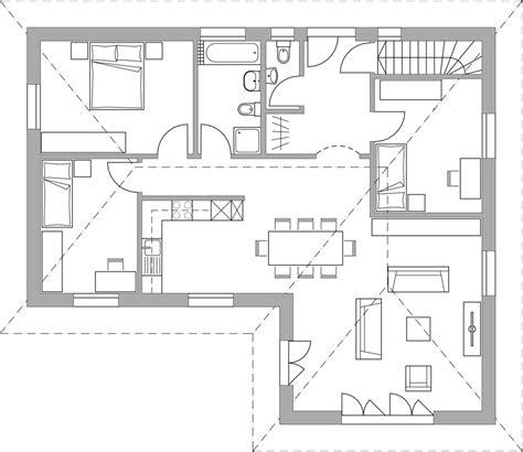 Häuser L Form by Hausgrundriss L Form Wohn Design