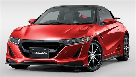 Honda S660 kei -roadster gets kitted up by Mugen Paul Tan ...