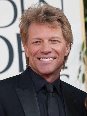 Jon Bon Jovi Golden Globes