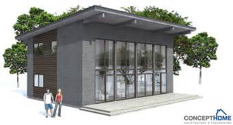 Contemporary House Plans Small Modern House CH50 1162 Small Modern House Plan Courtyard House Plans Modern Courtyard Sq Ft No Of Bedrooms 2 Design Style Contemporary Modern New Home Designs Latest Modern Small Homes Designs