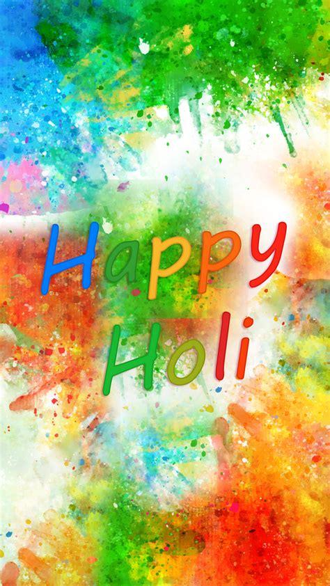 happy holi hd wallpaper   mobile phone