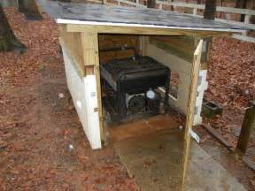 generator shelter plans how to build diy blueprints pdf