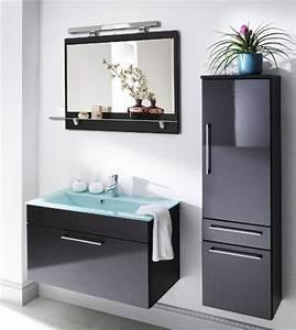 Waschplatz Komplett Set : komplett badezimmer m bel set hochglanz badm bel schrank waschtisch waschplatz m bel24 ~ Indierocktalk.com Haus und Dekorationen
