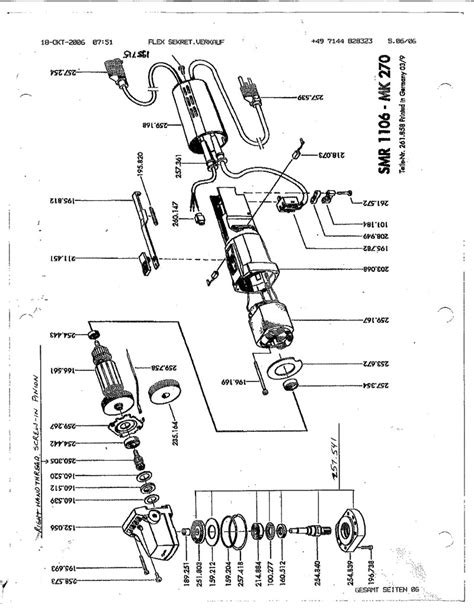 mk270 tile saw manual parts for smr1106 mk270 powerhouse distributing