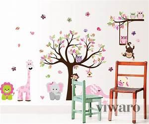 Wandtattoo Baby Mädchen : wandtattoo kinderzimmer m dchen badezimmer ideen 2012 ~ Buech-reservation.com Haus und Dekorationen