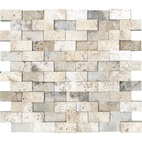 Home Depot Canada Marble Tile by 8 Best Images About Picasso Travertine On