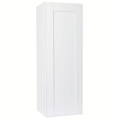 hton bay shaker wall cabinets hton bay shaker assembled 15x42x12 in wall kitchen