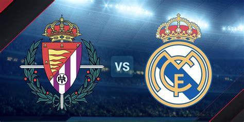 Real Madrid vs Valladolid: día, fecha y horario por LaLiga ...