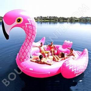 Bouée Flamant Rose Intex : bou e g ante flamant rose 6 personnes le flottante ~ Premium-room.com Idées de Décoration