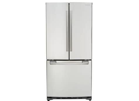 Samsung Rf18hfenbsr Refrigerator Reviews Consumer Reports