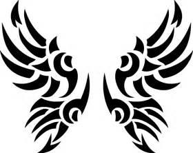 Transparent Tribal Tattoo Designs