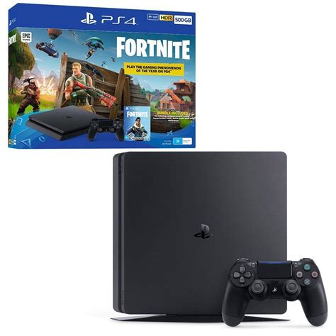 shop ps4 console ps4 slim 500gb console new ebay