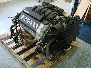 95 Bmw 740i Engine  95  Free Engine Image For User Manual