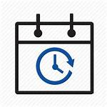 Icon Expiration Delay Date Timeframe Icons Schedule