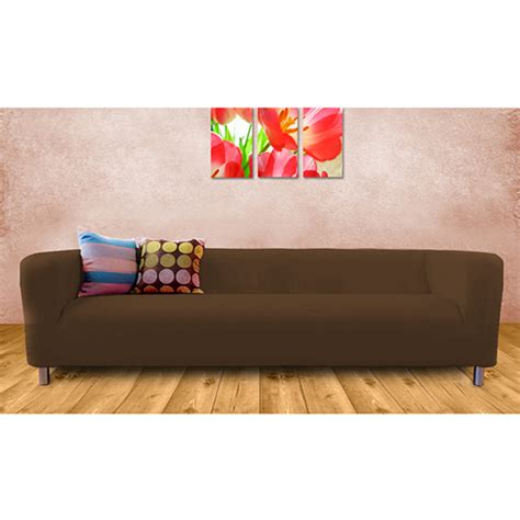 klippan sofa cover 4 seater slipcover for ikea klippan 4 seater sofa cotton twill sofa