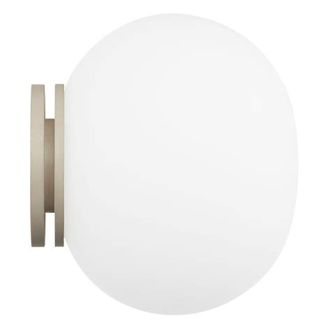 buy the flos glo mini ceiling wall light utility