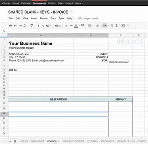 Invoice template google docs tristarhomecareinc for Sample invoice template google docs