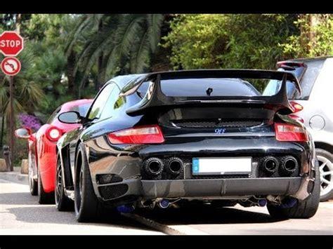 Insane 1200hp Gemballa9ff Porsche Youtube