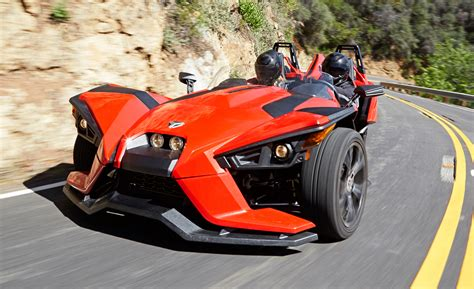 The Polaris Slingshot Is Coming To Pete's Cycle Co