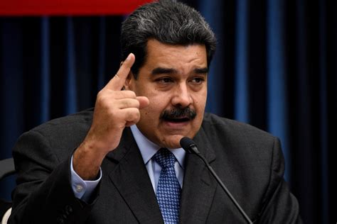 venezuela pulls   threats   warns