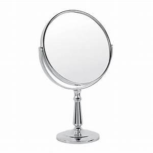 Miroir Grossissant X10 : miroir grossissant x 10 de sac voyage ovale gerson ~ Carolinahurricanesstore.com Idées de Décoration